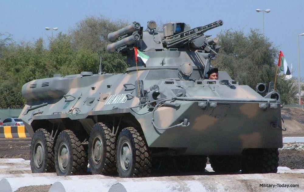 BTR-3U Images
