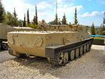 BTR-50P APC