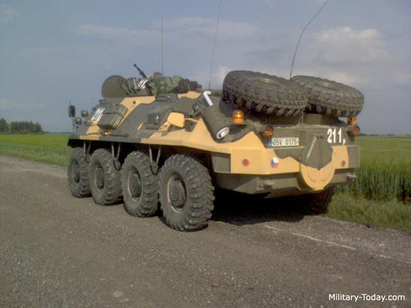 BTR 60 Apc