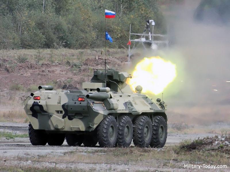 BTR-82 APC