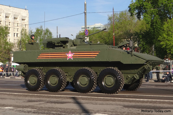 Best armored personnel carrier