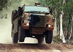 Bushmaster APC