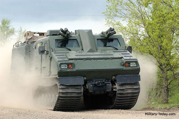 الصاروخ السويدي المضاد للمدرعات الموجه: BILL 2 ! - صفحة 2 Bvs10_viking