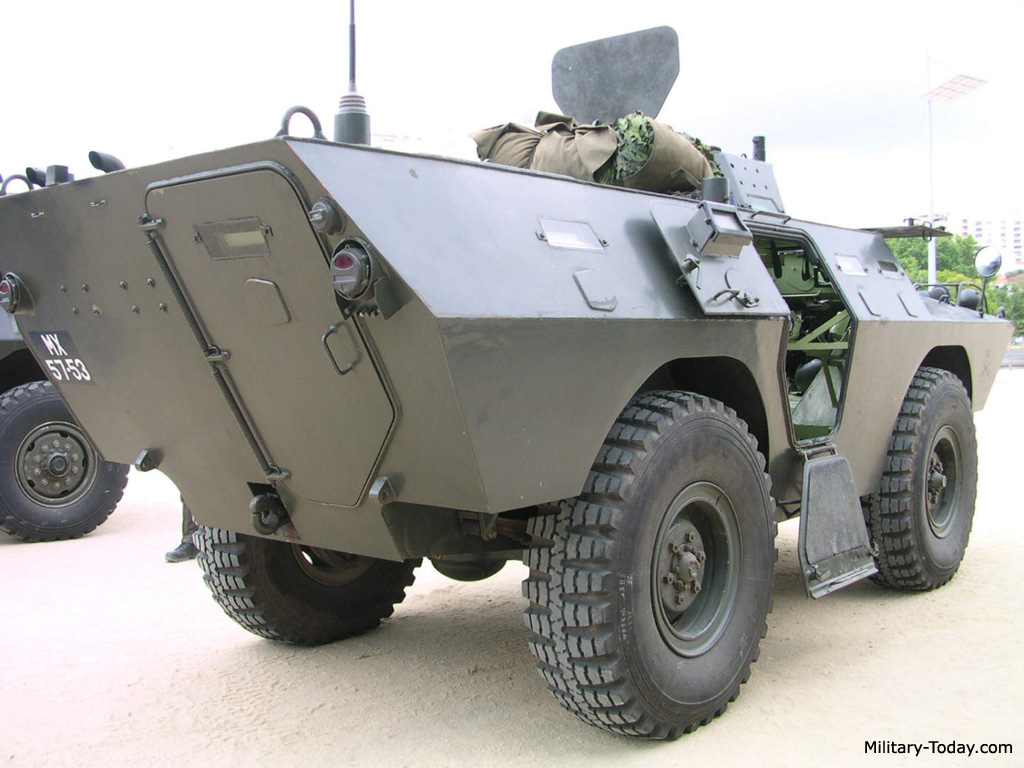 Chaimite V-200 APC