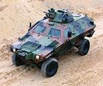Otokar Cobra APC