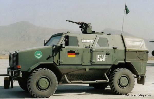 Dingo 1 MRAP