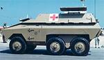 EE-11 Urutu ambulance