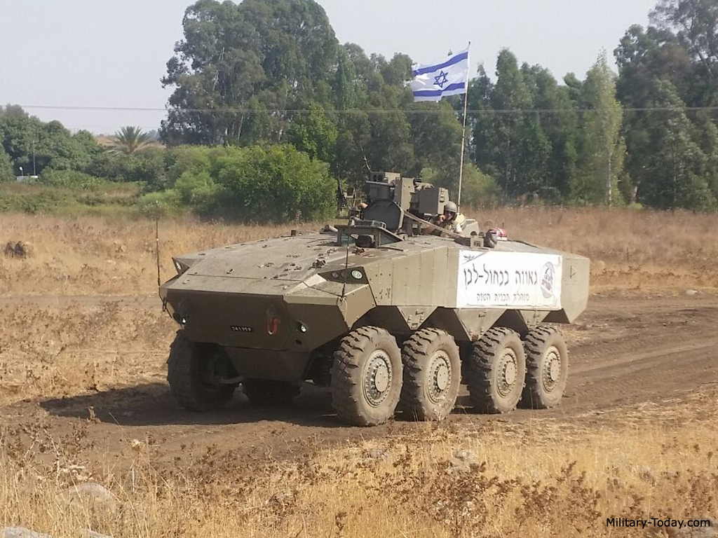 Eitan APC
