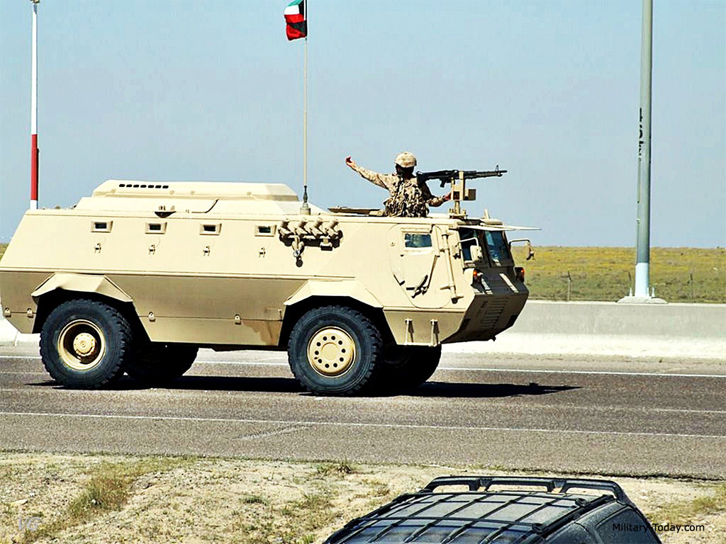 Fahd Armored Personnel Carrier