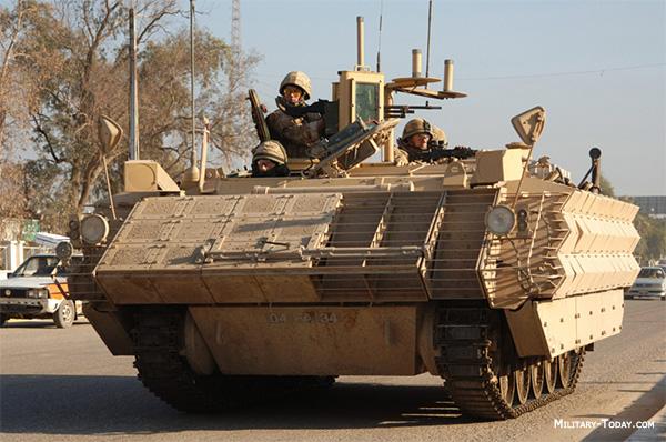 FV430 Mk.3 Bulldog APC