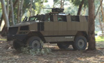 Golan MRAP