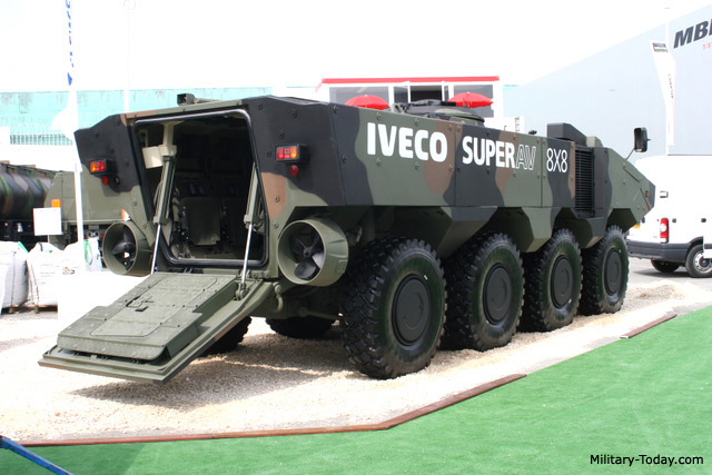 Iveco SuperAV