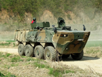 K808 armored personnel carrier