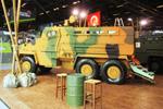 Kirpi 6x6 MRAP
