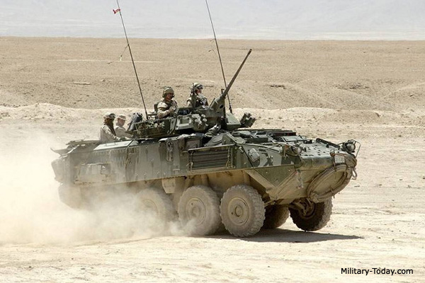 Best armoured personnel carrier