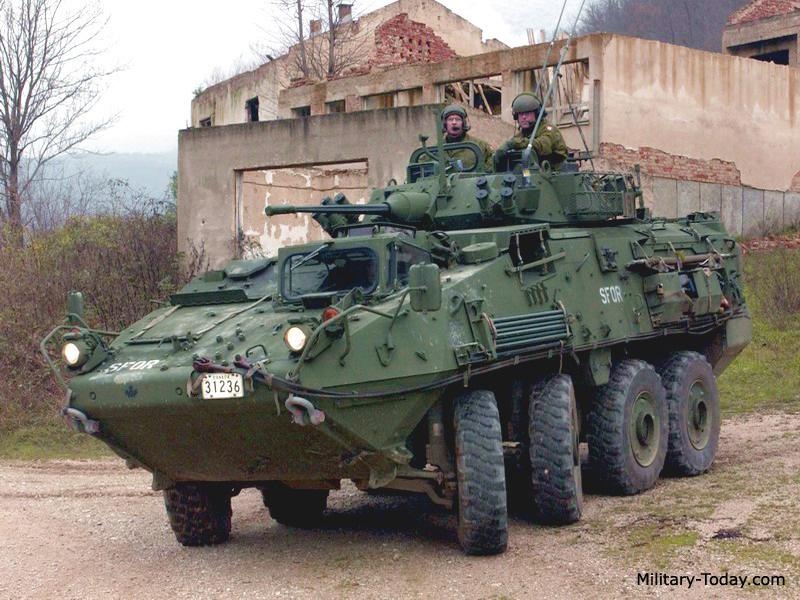 LAV III Kodiak