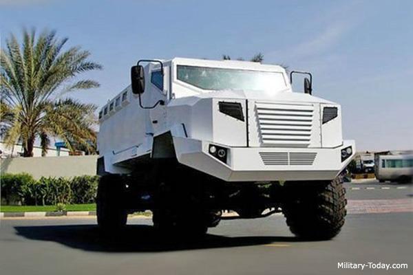 KrAZ ASV Panthera K-10