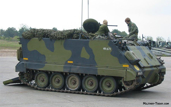 Top 10 Armored Personnel Carriers | Military-Today.com