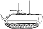 M113A3 APC