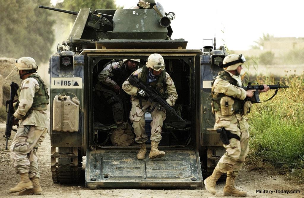 M113A3 Images