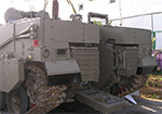 Namera prototype heavy APC