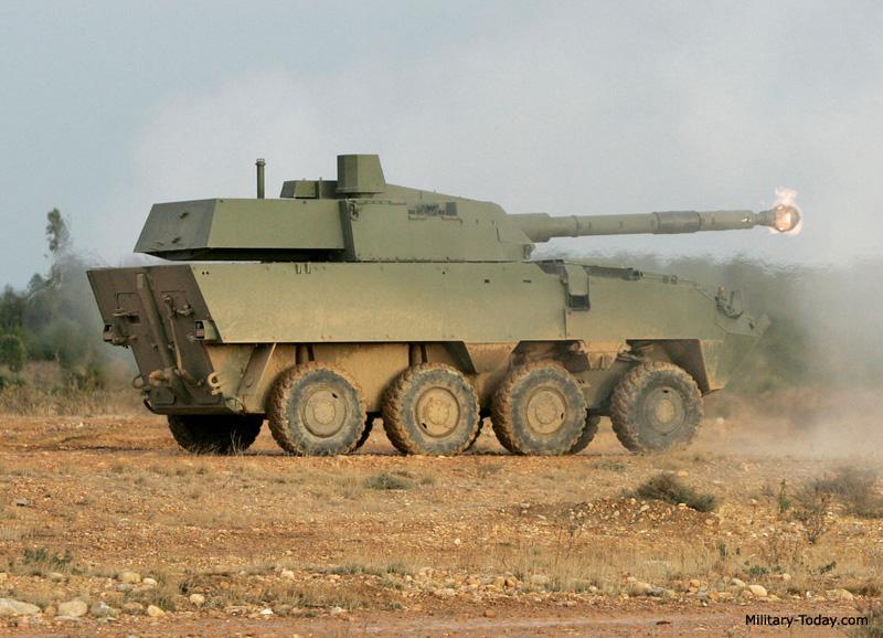 Pandur II FSV