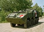 Portuguese Pandur II ambulance