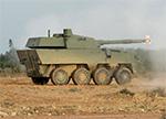 Portuguese Pandur II FSV