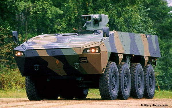 Top 10 armoured personal carriers