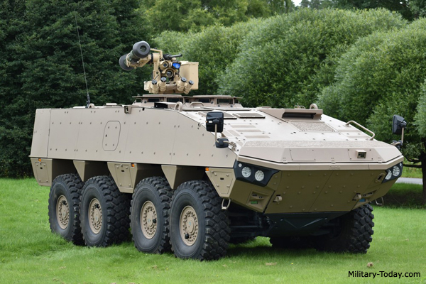 Top 10 Armored Personnel Carriers | Military-Today com