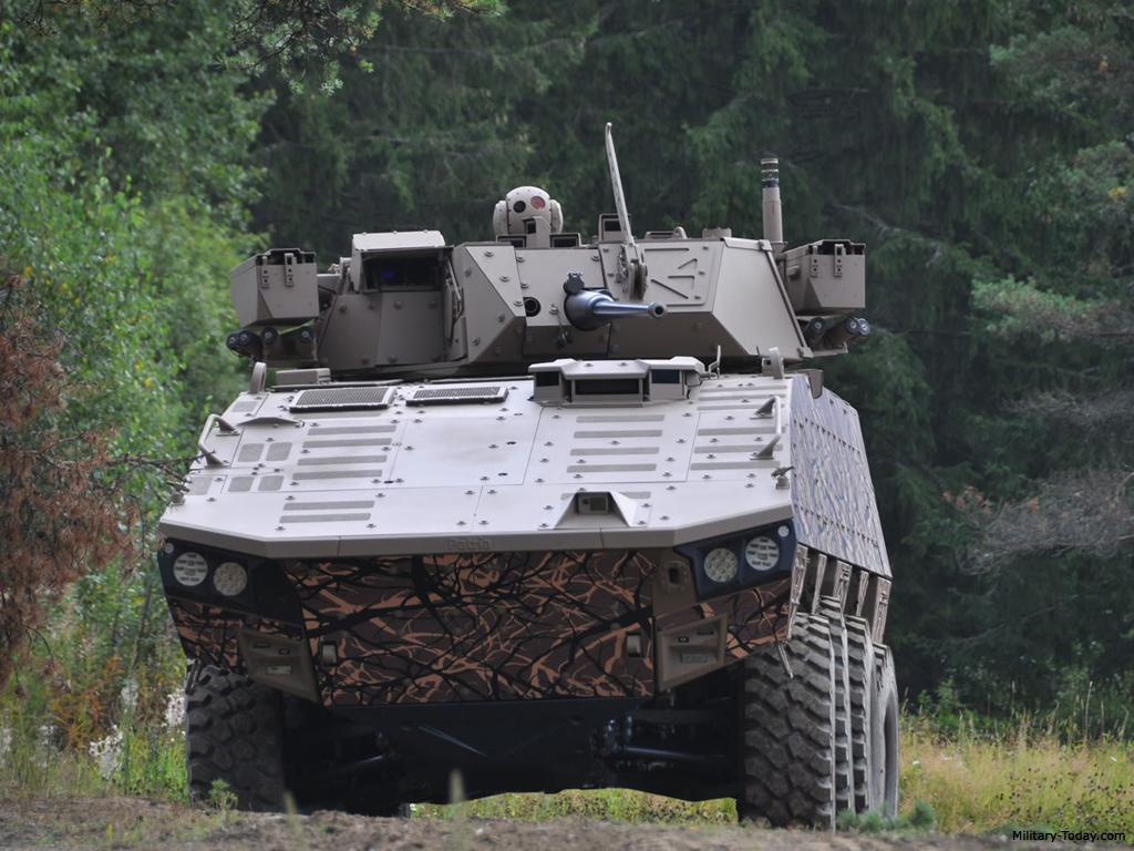 Patria AMV 8x8