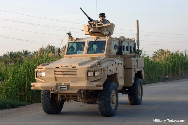 RG-31 MRAP