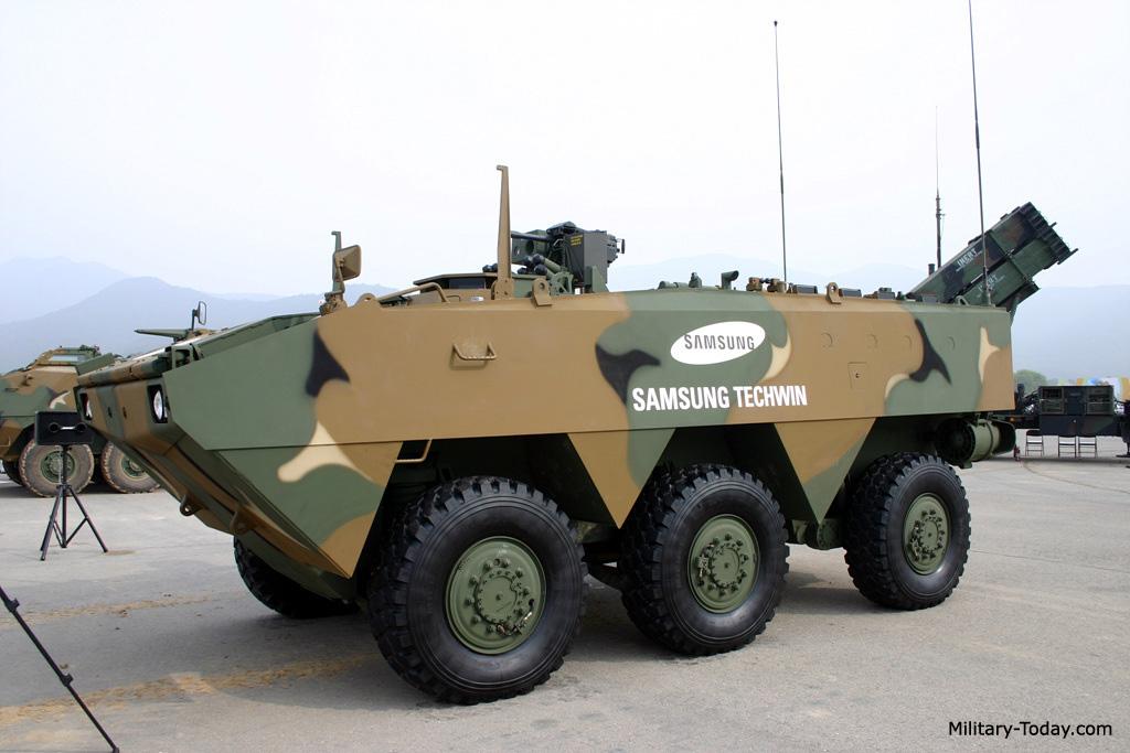 Samsung tank