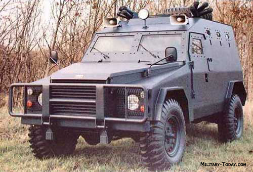 Shorland S 55 APC