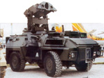 Simba anti-tank missile carrier