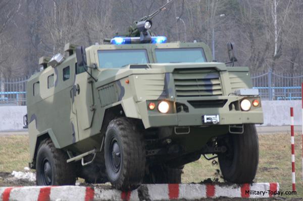 SPM-3 MRAP