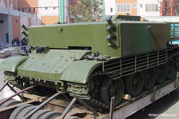 Tarmour heavy APC