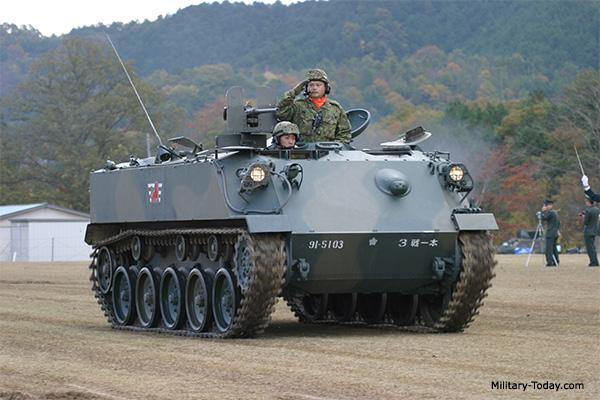 Type 60 APC