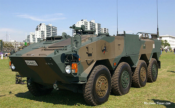 Type 96 APC