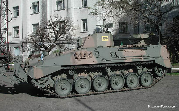 VCTP IFV