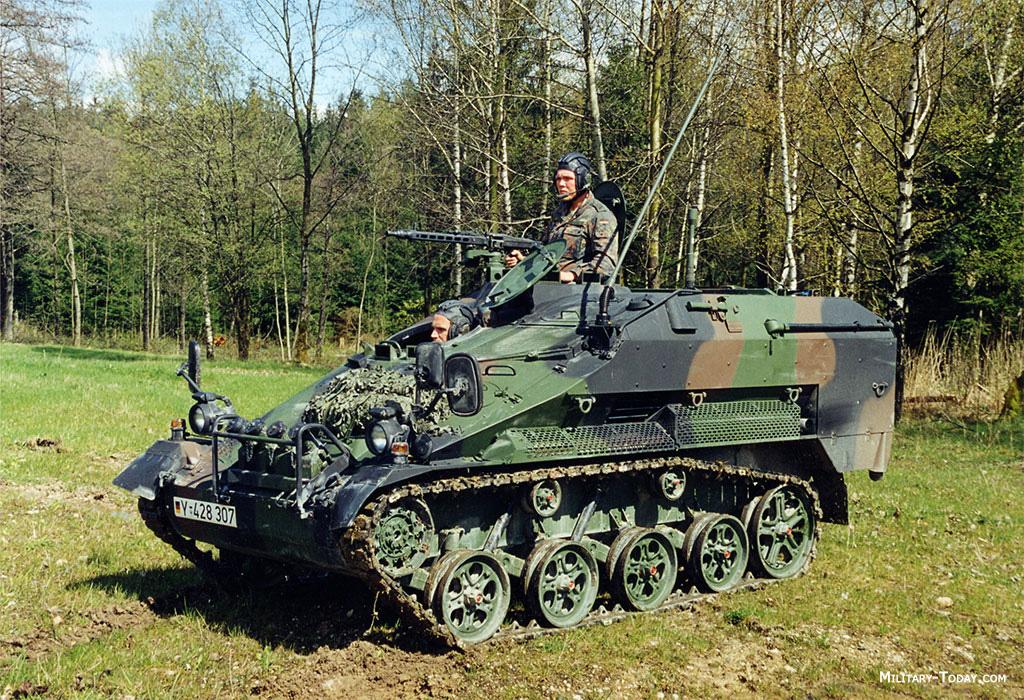 """Vídeo: Veículo Blindado Wiesel 2 – O """"EET4 OGUM"""" do Exército alemão"""