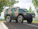 Zubr-WD command vehicle