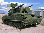 2S6M1 Tunguska-M1