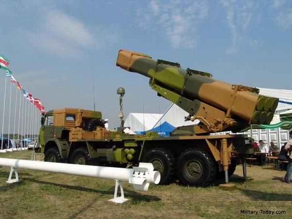 Exército russo receberá novos lançadores múltiplos de foguetes