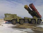 9A53 Tornado MLRS