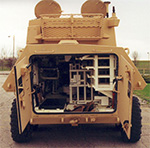 AMS mortar system