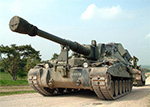 AS90 howitzer