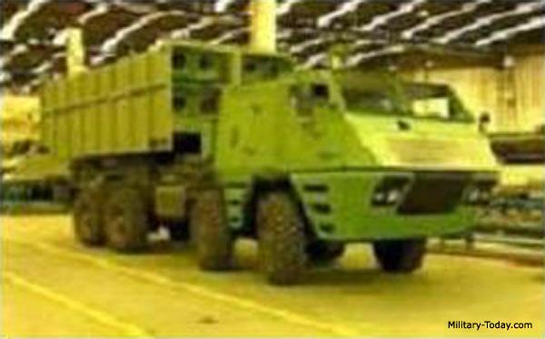 systèmes d'artilleries autotractés et autopropulsés Astros_iii_l1