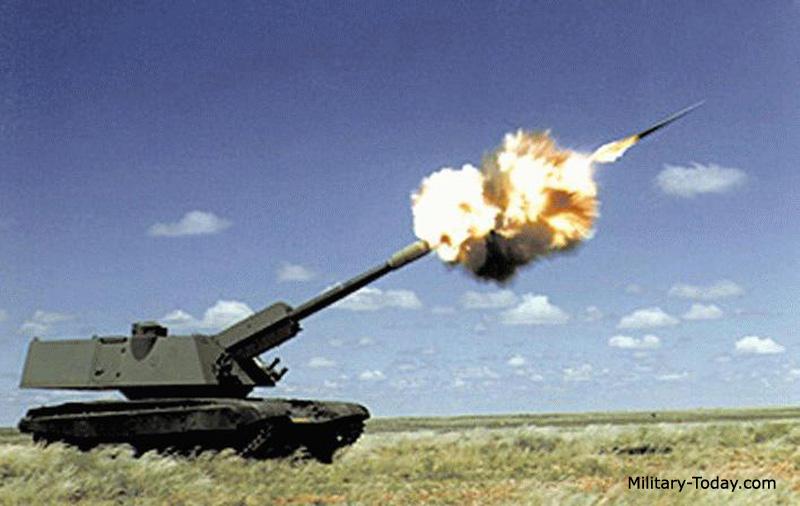 systèmes d'artilleries autotractés et autopropulsés Bhim_l4