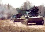 BTR-ZD SPAAG